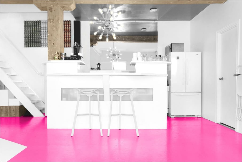 Bar and Kitchen Studio 207 Photo Rental Toronto